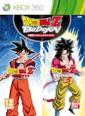 UK Boxshot of Dragon Ball Z: Budokai HD Collection (XBOX360)