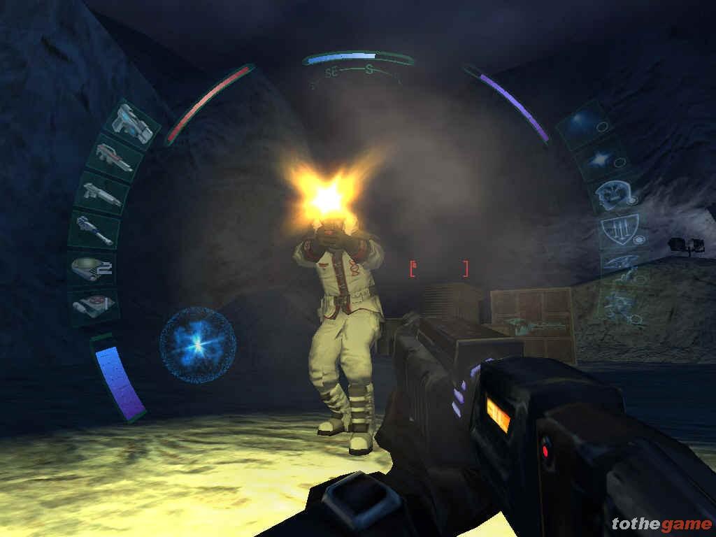 Deus Ex: Invisible War [2003 / Rus / Eng]