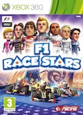 UK Boxshot of F1 Race Stars (XBOX360)