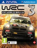 UK Boxshot of WRC: FIA World Rally Championship 3 (PSV)