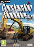 UK Boxshot of Construction Simulator 2012 (PC)