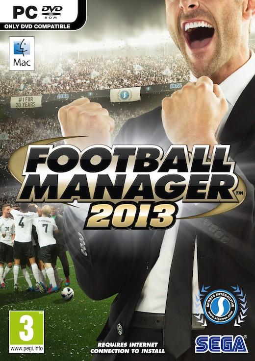 Football Manager 2013 – SKIDROW