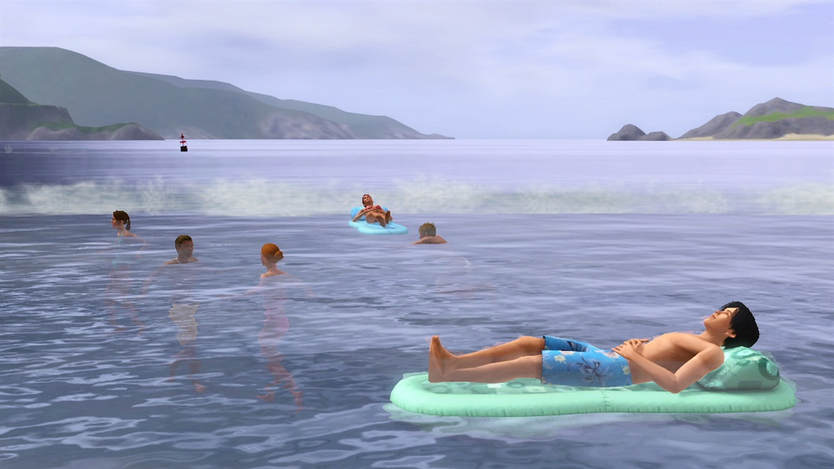 Screenshot of The Sims 3: Seasons (PC)