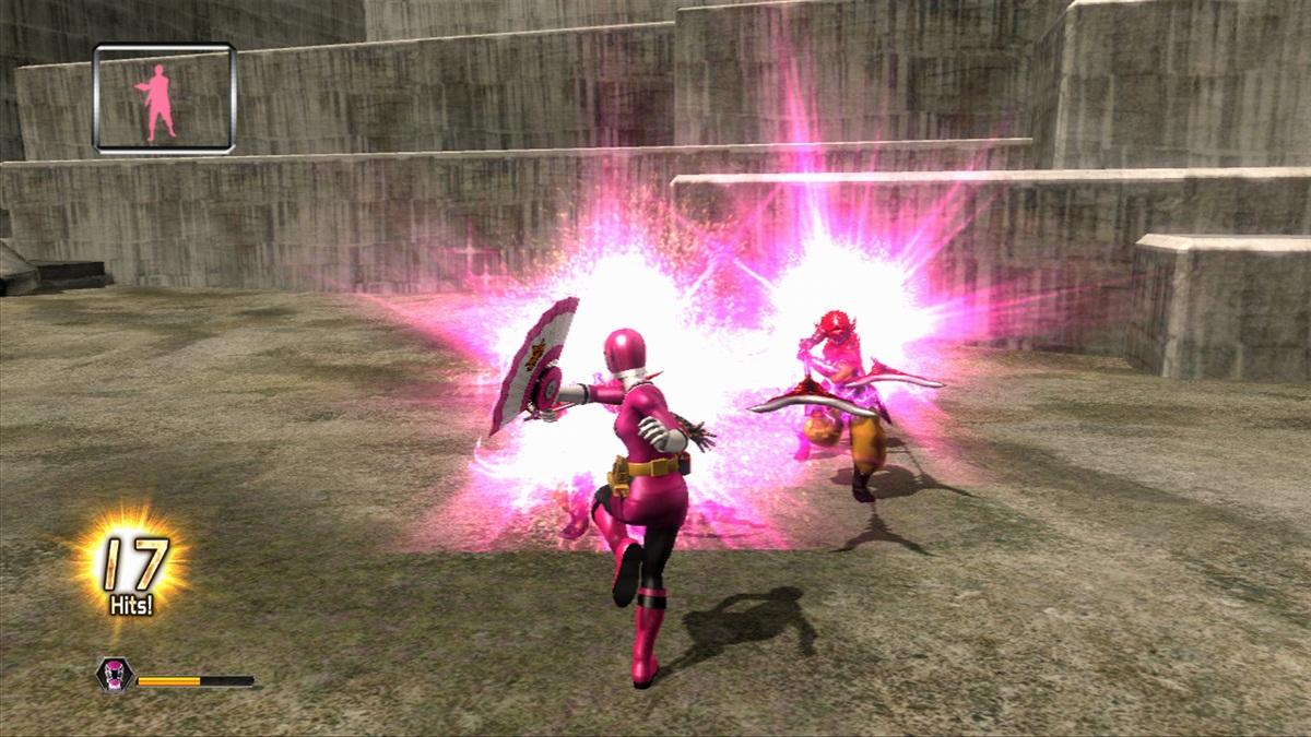 screen1 large  Power Rangers: Super Samurai [X360]