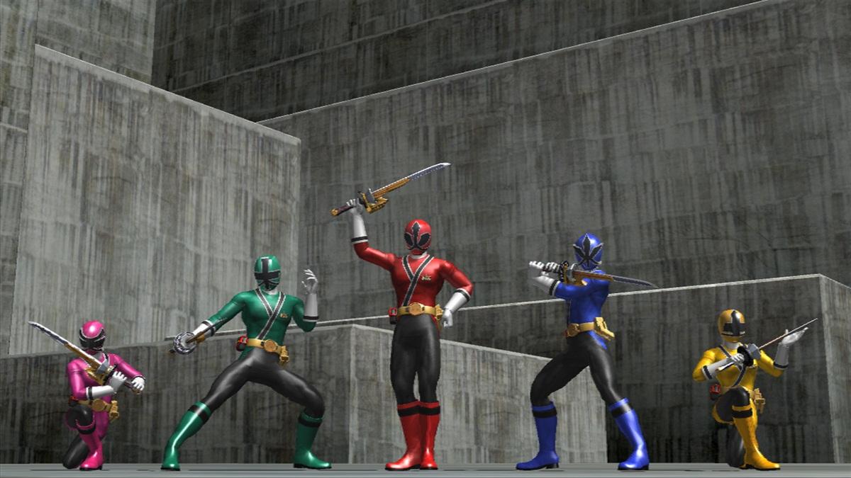 screen5 large  Power Rangers: Super Samurai [X360]