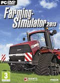 UK Boxshot of Farming Simulator 2013 (PC)