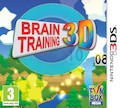 UK Boxshot of Brain Training 3D (3DS)
