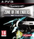 UK Boxshot of Zone of the Enders: HD Collection (PS3)