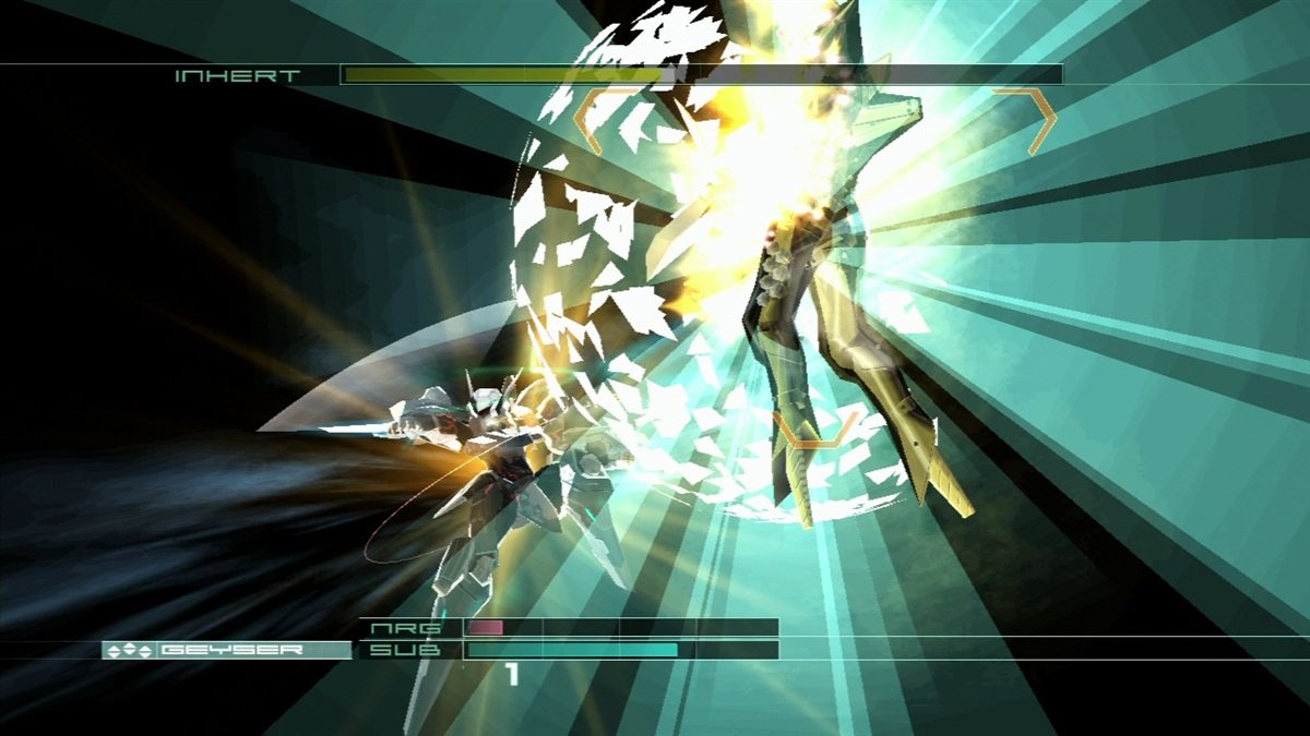 screen2 large Zone of the Enders: HD Collection [X360]