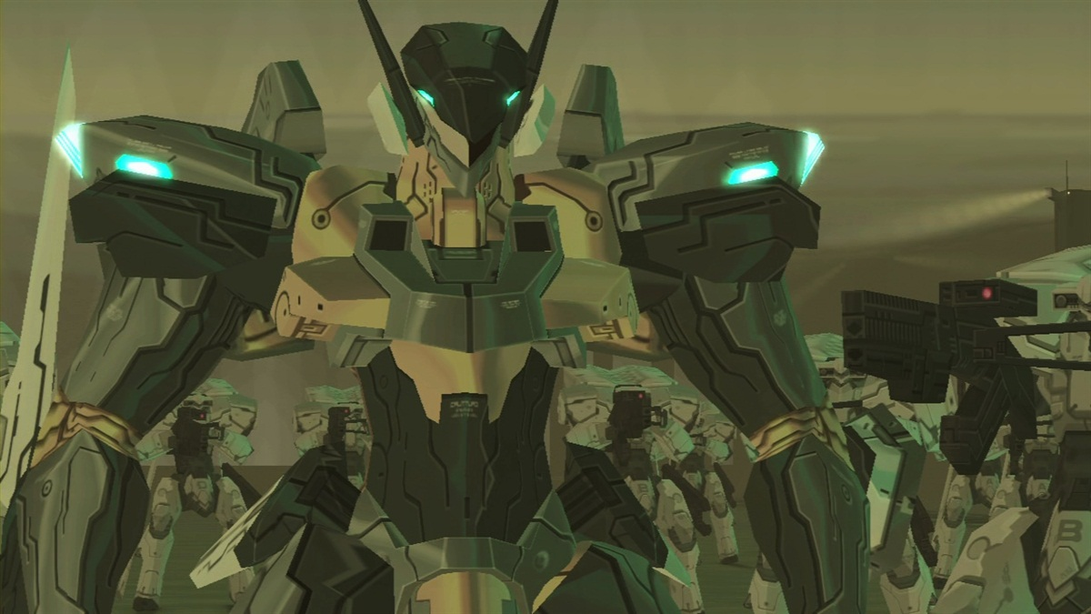 screen4 large Zone of the Enders: HD Collection [X360]