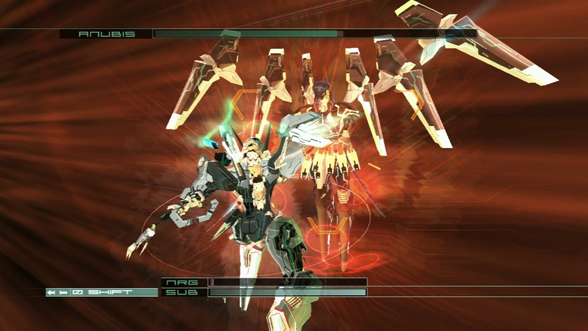 screen5 large Zone of the Enders: HD Collection [X360]