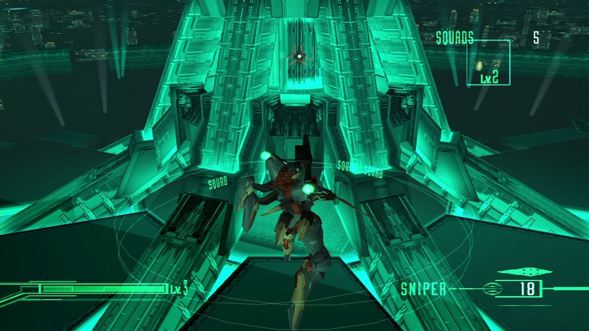 screen6 large Zone of the Enders: HD Collection [X360]
