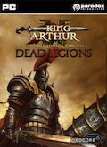 UK Boxshot of King Arthur II: Dead Legions (PC)
