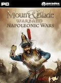 UK Boxshot of Mount & Blade: Warband - Napoleonic Wars (PC)