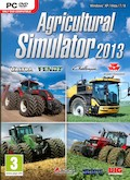 UK Boxshot of Agricultural Simulator 2013 (PC)