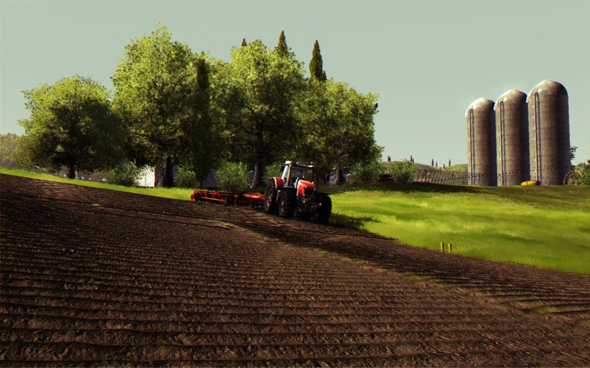 screen1 large Agricultural Simulator 2013 SKIDROW [PC]