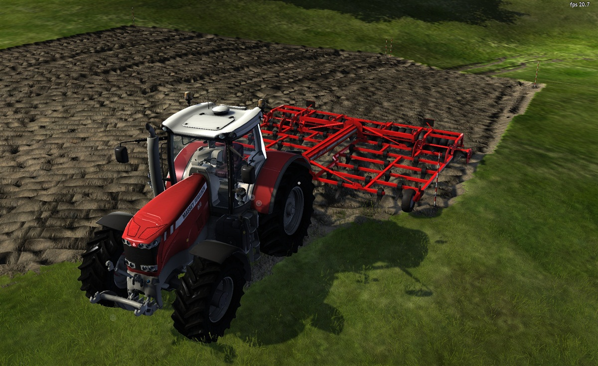 screen3 large Agricultural Simulator 2013 SKIDROW [PC]
