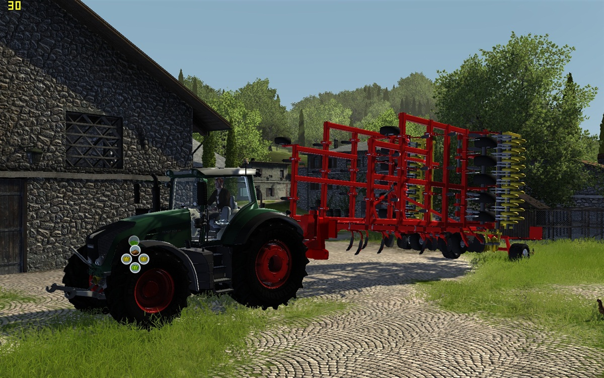 screen7 large Agricultural Simulator 2013 SKIDROW [PC]