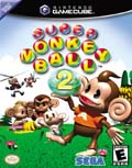US Boxshot of Super Monkey Ball 2 (GAMECUBE)