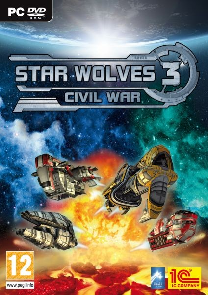 Star Wolves 3 Civil War-SKIDROW