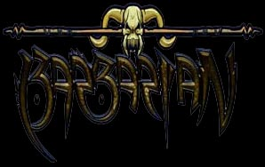 Logo of Barbarian (XBOX)