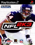 US Boxshot of NFL 2K3 (PS2)