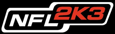 Logo of NFL 2K3 (PS2)