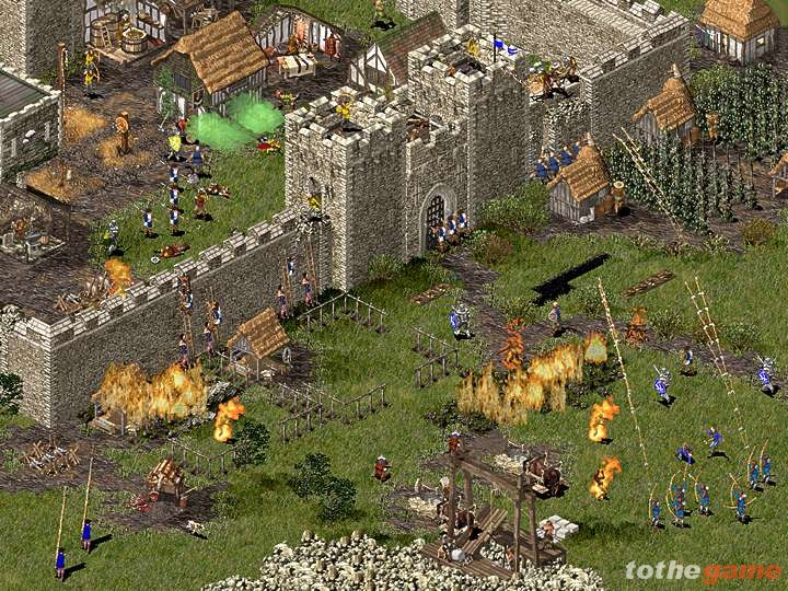 screen1 large Stronghold Crusader Full Game [PC]