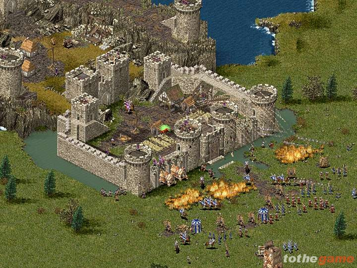 how to play stronghold crusader multiplayer lan