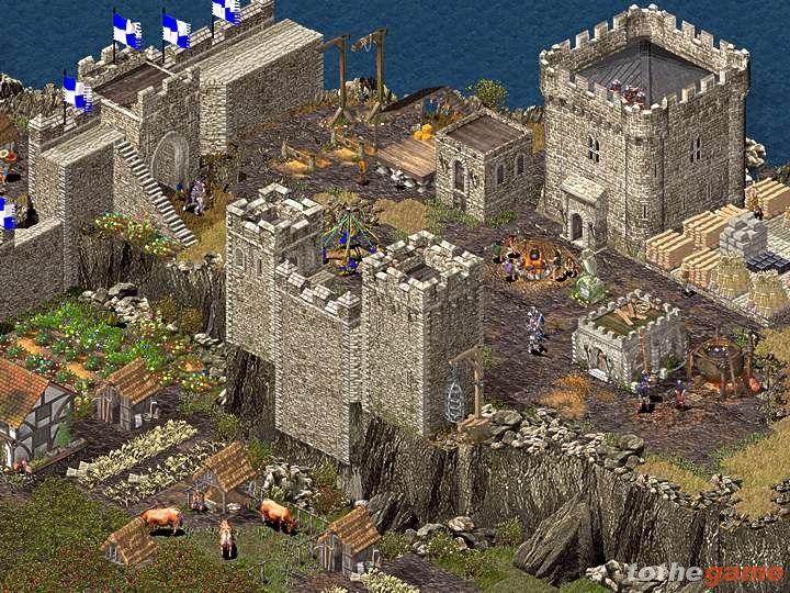 screen4 large Stronghold Crusader Full Game [PC]