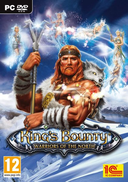 Kings Bounty Warriors of The North Valhalla Edition-PROPHET [PC]