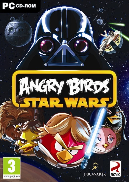 Angry Birds Star Wars v.1.1.0 Portable (registered)