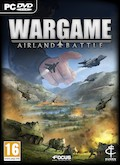 UK Boxshot of Wargame: AirLand Battle (PC)