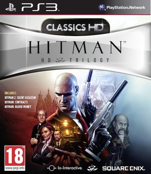 boxshot uk large Hitman: HD Trilogy  DUPLEX [ PS3 ]