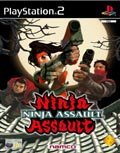 UK Boxshot of Ninja Assault (PS2)