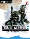 UK Boxshot of Metal Gear Solid 2: Substance (PC)