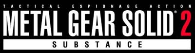 Logo of Metal Gear Solid 2: Substance (PC)