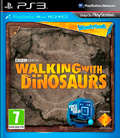 UK Boxshot of Wonderbook: Walking With Dinosaurs (PS3)