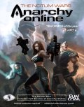 UK Boxshot of Anarchy Online: The Notum Wars (PC)