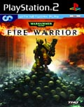 UK Boxshot of Warhammer 40.000: Fire Warrior (PS2)