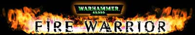 Logo of Warhammer 40.000: Fire Warrior (PS2)