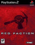 US Boxshot of Red Faction (PS2)