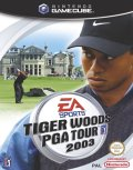 UK Boxshot of Tiger Woods PGA Tour 2003 (GAMECUBE)