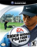 US Boxshot of Tiger Woods PGA Tour 2003 (GAMECUBE)
