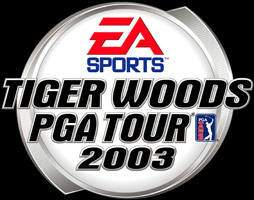 Logo of Tiger Woods PGA Tour 2003 (GAMECUBE)
