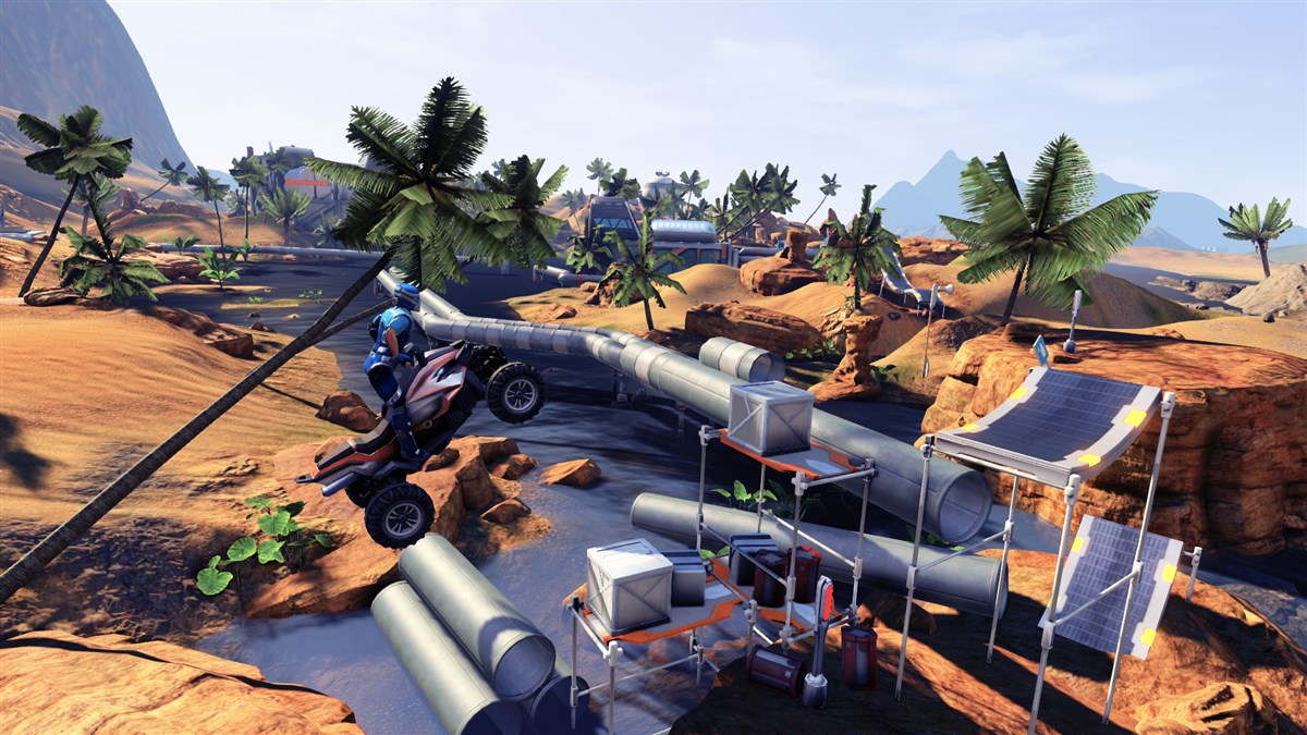 screen4 large Trials Fusion Full PC Free Download