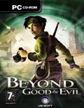 UK Boxshot of Beyond Good & Evil (PC)