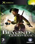 UK Boxshot of Beyond Good & Evil (XBOX)