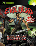 UK Boxshot of Evil Dead: A Fistful of Boomstick (XBOX)