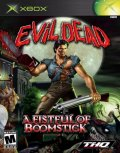 US Boxshot of Evil Dead: A Fistful of Boomstick (XBOX)